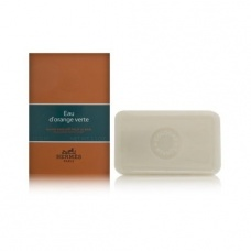 Hermes Orange Verte Soap