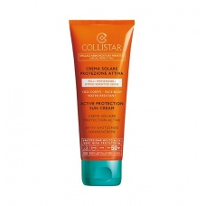 Collistar Active Protection Sun Cream Face Body SPF 50