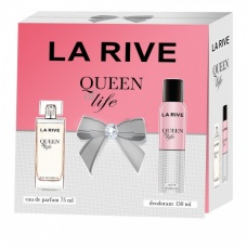 La Rive Queen of Life Eau de Parfum Set