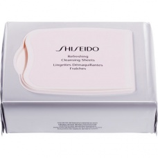 Shiseido Daily Essentials Refreshing Cleansing Sheets