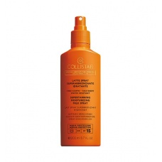 Collistar Supertanning Moisturizing Milk Spray SPF 15
