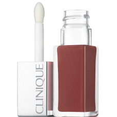 CLINIQUE POP LACQUER LIP 001 COL PRIMER COCOA