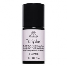 Alessandro StripLac 137 Baby Pink Led Nagellak