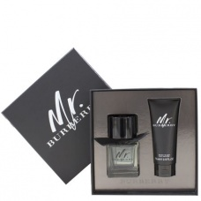 Burberry Mr. Burberry Eau De Toilette Set