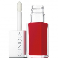 CLINIQUE POP LACQUER LIP 002 COL PRIMER LAVA