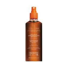 Collistar Supertan Dry Oil SPF15