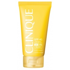 Clinique Sun SPF 40 Body Cream