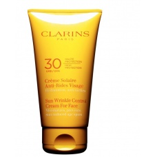 Clarins Creme Spf 30 Solaire Anti-Rides Visage For Face