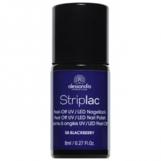 Alessandro StripLac 158 Blackberry Led Nagellak