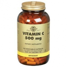 Solgar Vitamin C 500 mg Rose Hips
