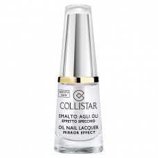 Collistar Oil Nail Lacquer 301 Cristallo Puro Mirror Effect
