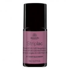 Alessandro Striplac 141 sweet Blackberry Led Nagellak