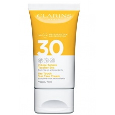 Clarins Dry Touch Sun Care Cream SPF30