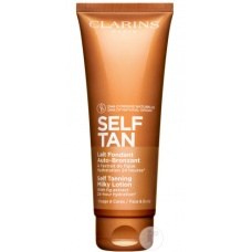 Clarins Self Tan Milky Lotion Face & Body