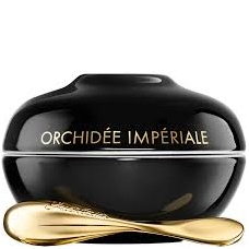 Guerlain Orchidee Imperiale Black Cream Refillable Porcelaine Jar
